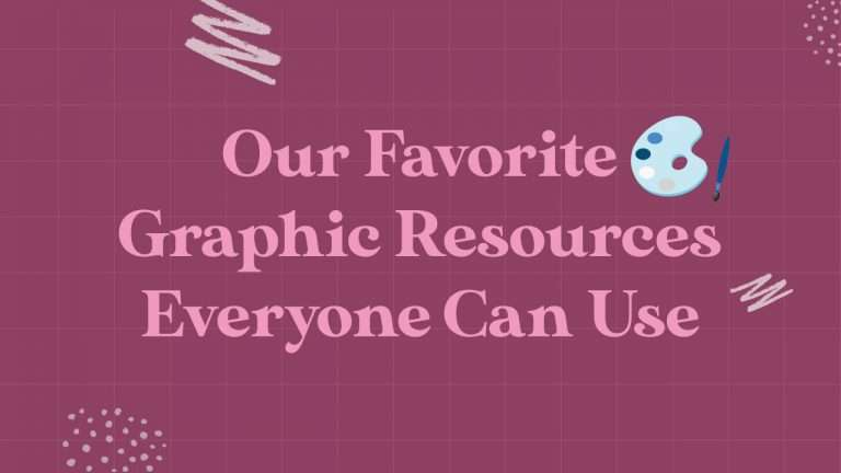 Graphic Resources for Everyone