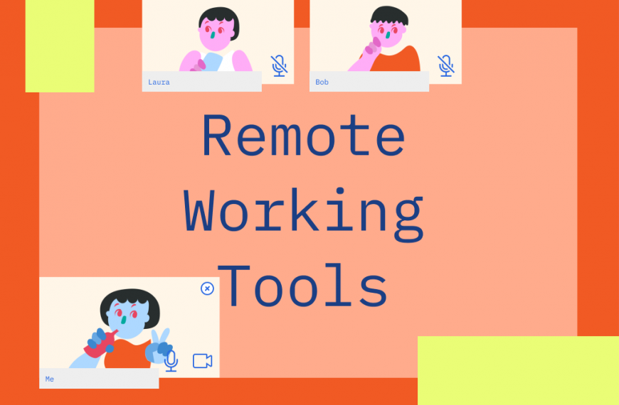 Tools to Improve Remote Work