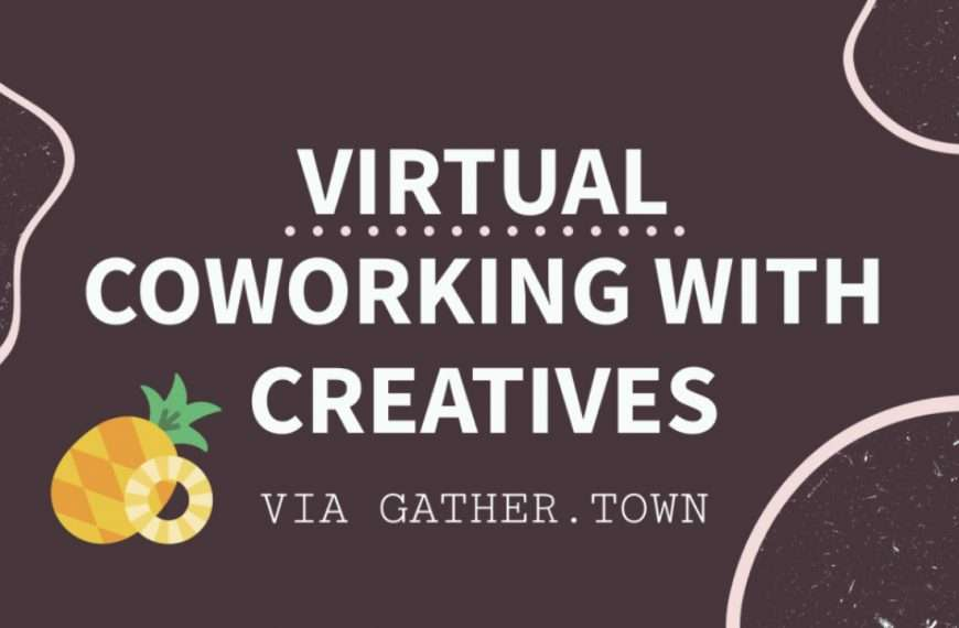 Virtual Coworking with Creatives