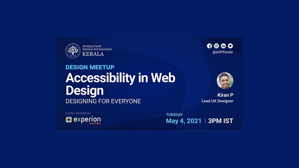 Accessibility in Web Design - Designing for Everyone