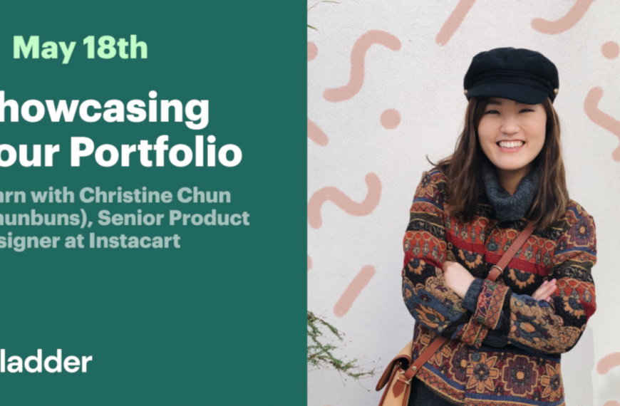 Designer Essentials: Showcasing Your Portfolio with Christine Chun