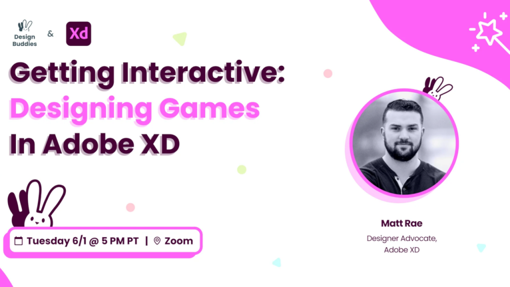Getting interactive Designing Games in Adobe XD