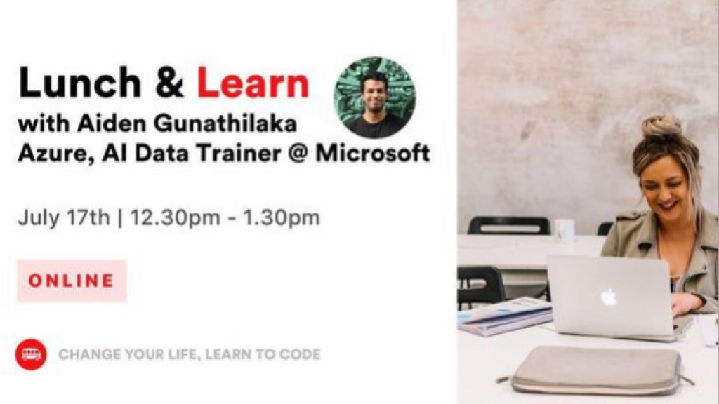 Lunch & Learn banner photo