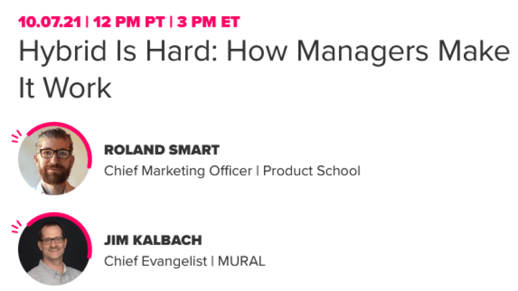 Hybrid Is Hard_ How Managers Make It Work banner photo
